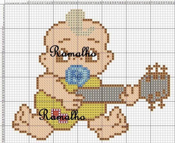 Ramalho C: O bebe violeiro