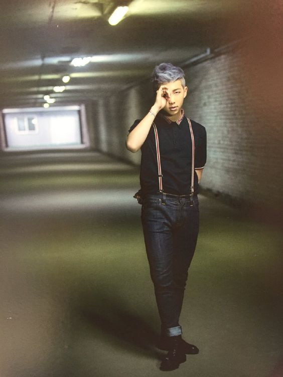 Rap Monster ❤ Japanese 2nd album 'YOUTH' #BTS #방탄소년단
