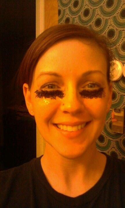 Under Eye Makeup Brush: Get Rid Of Eye Bags And Dark Circles
