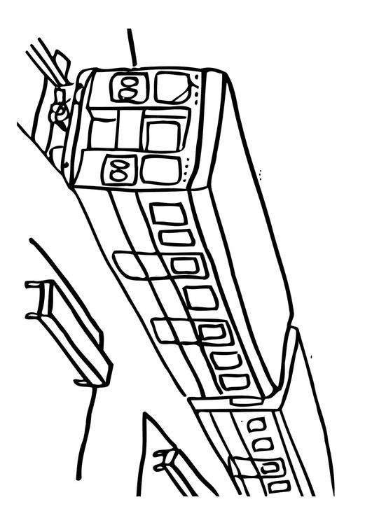 Dibujo Para Colorear Tren Ilustracion Imagenes Para Escuelas Y Educacion Tren Img 12303 Tren Dibujo Tren Dibujos Para Colorear