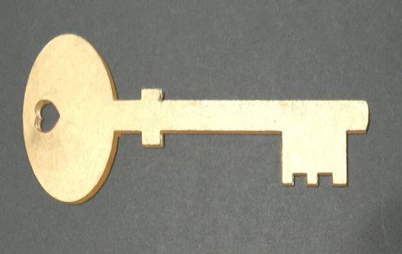 Skeleton Key. Available in Custom Sizes.