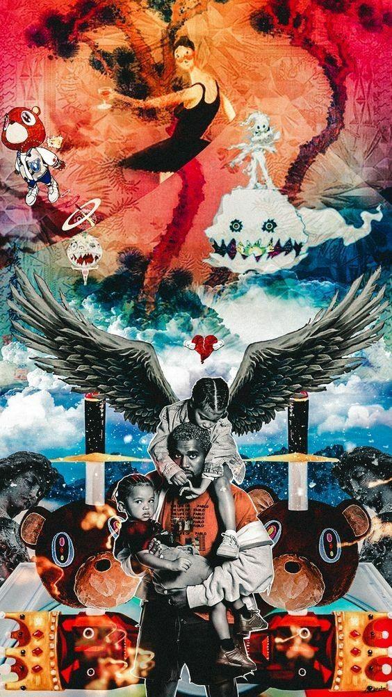 Kanye West Wallpaper In 2020 Yeezus Wallpaper Kanye West Wallpaper Rap Wallpaper