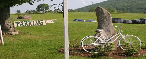 Candlelight Farms Inn, Weddings and B & B, New Milford, CT -