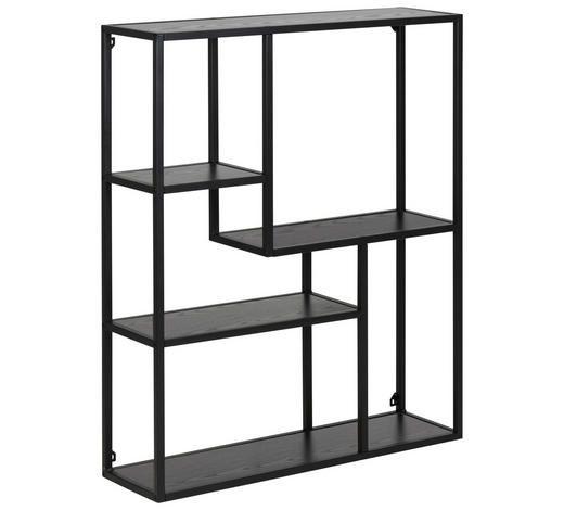 Wandregal Schwarz In 2020 Shelves Bookshelves Decor
