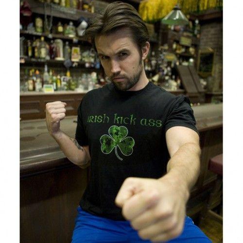 """Irish Kick Ass"" Edition Men's T-Shirt"