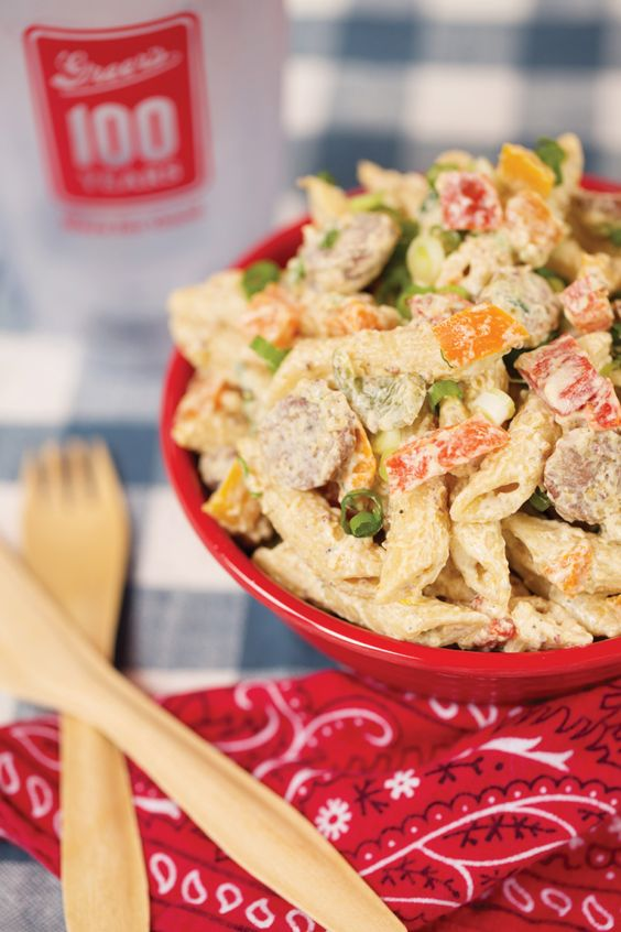 Cold pasta recipes with sausage