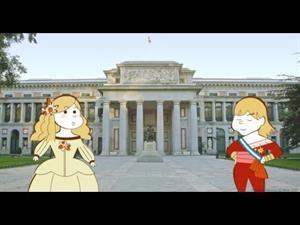 audioguía infantil - Museo Nacional del Prado