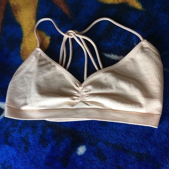 Free People Bralette Brand New Free People (Intimately Collection) Strappy Bralette Free People Intimates & Sleepwear Bras