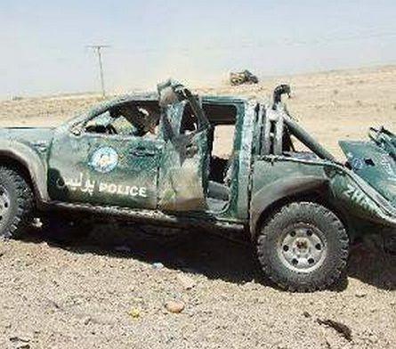 Rangkaian Operasi Mujahidin IIA: Serangan-serangan Mujahidin IIA tewas sejumlah tentara rezim  AFGHANISTAN (Arrahmah.com) - Seorang polisi Afghanistan terluka pada Jum'at (10/6/2016) pagi akibat serangan Mujahidin Imarah Islam Afghanistan (IIA) di daerah Cholanger distrik Tarinkot provinsi Uruzgan.  Laporan dari distrik Nad Ali provinsi Helmand mengatakan bahwa sebuah tank baja milik Polisi Nasional Afghan (ANP) hancur berkeping-keping setelah sebuah bom pinggir jalan menghantamnya di daerah…