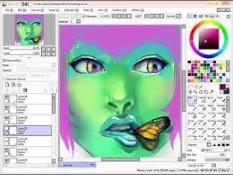 f0fca8edcb8e949cb35bd3564e6906ca - How To Get Paint Tool Sai On Mac For Free