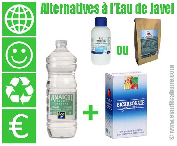 Alternatives l eau de javel pinterest mousse lieux - Moisissure eau de javel ...