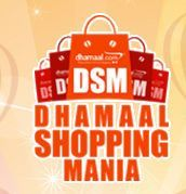 Dhamaal Shopping Mania Live Now - Hot Shopping Offers & Deals
