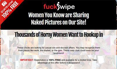 fuckswipe just like swipefuck both scams that look exactly same