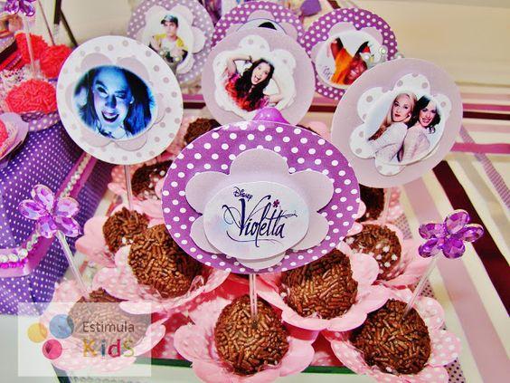 estimula kids festa com o tema violetta festa spa aniversrio de anos