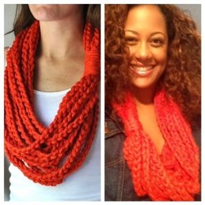 International Travel Chick  Nikki's Favorite Things: Fashion Accessories (Fall/Winter/Spring) #ScarfNecklace #ChainScarf