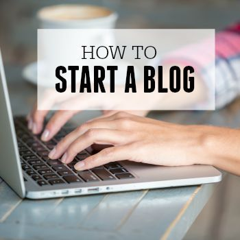 Are you interested in making passive income? Find out how you can start a blog in less than 10 minutes!