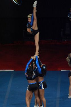 Makes me miss cheering