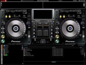 Foto del software Virtual DJ - Hazle click a la imagen para descargar el software.