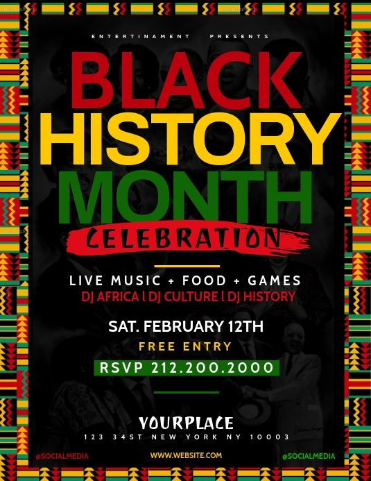 Pin By Jessica Arroyo On Teach It Girl Black History Month Posters Black History Black History Month