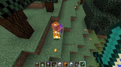 Orphea2012 Youtube et Minecraft: Minecraft   Cet archer était bien armé mais il n'a...