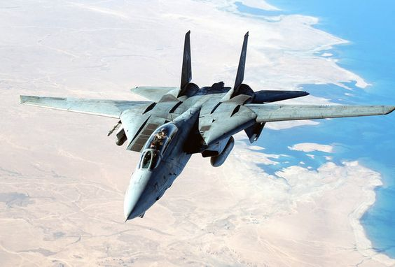 17 Things You Didn't Know About The F-14 Tomcat