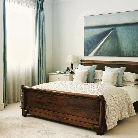 Circa Who Furniture Furniturequeen Dark Wood Bed Frame Wood Bedroom Furniture Calming Bedroom