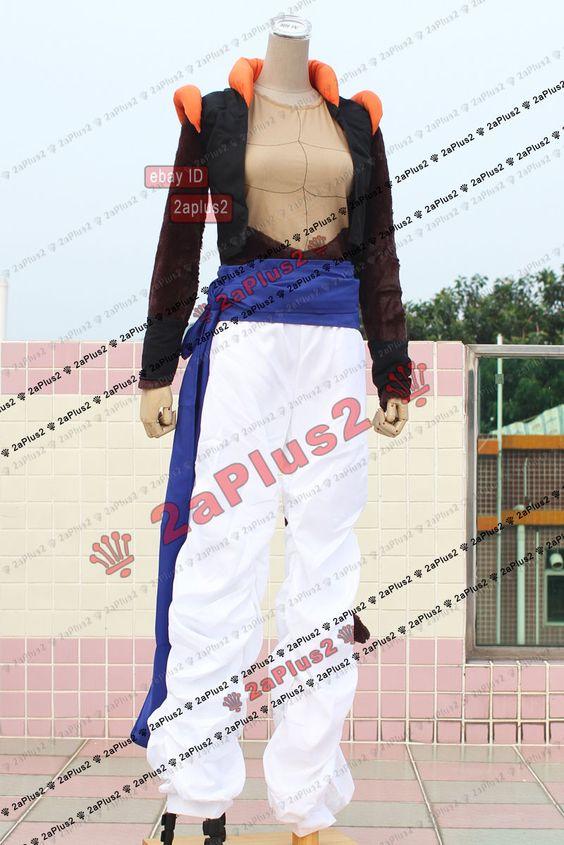 Gogeta super Saiyan 4 type 2 costume lol .-. | Costumes / Cosplaying to try | Pinterest & Gogeta super Saiyan 4 type 2 costume lol .-. | Costumes / Cosplaying ...
