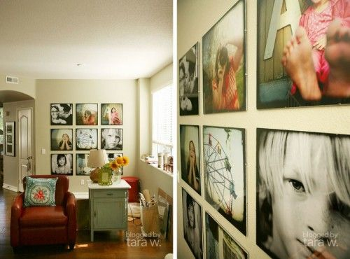25-cool-ideas-to-display-family-photos-on-your-walls11