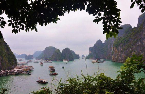 Bay D 'along Vietnam