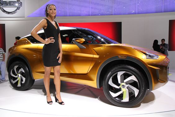 Nissan Extrem Concept dará origem a SUV nacional em 2014 - Galeria de fotos - Carros - iG