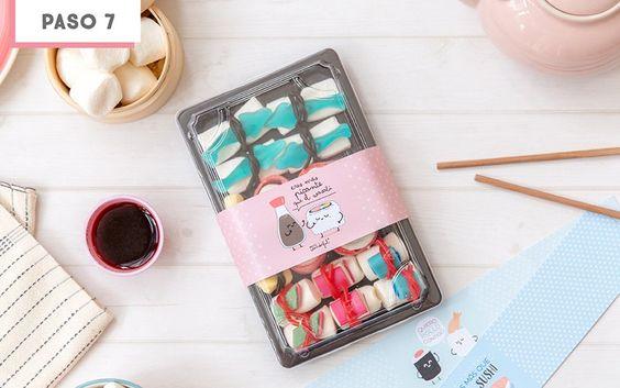 Te guste o no el japo ¡este DIY descargable de sushi te va a encantar! - muymolon