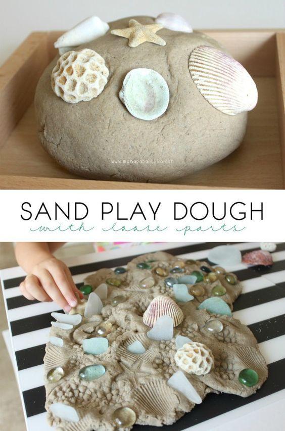 f1039ab090b4b20f974b482aacbba10b - 20x Leuke activiteiten met zand en knutselen met strandvondsten