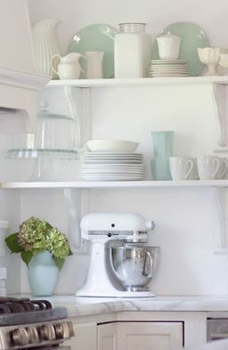 Open Shelving: Your How-To Guide. Everything you need to know about setting up an organized and functional look.