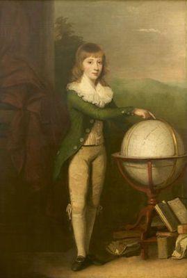 Thomas Hickey (1741-1824) Portrait de Sir George Staunton