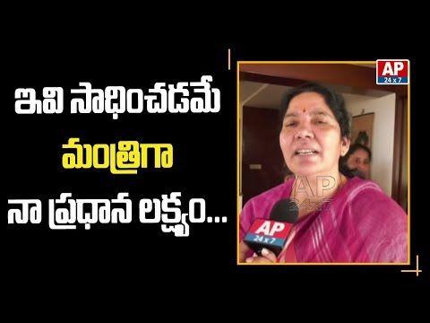 Face 2 Face With First Telangana Lady Minister Satyavathi Rathod