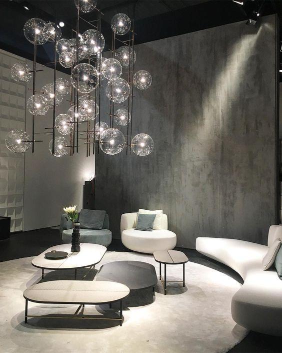 Living Room Lighting Inspiration Home Decor Luxury Lamps Hanging Lights Living Room Living Room Lighting Modern Interior Decor