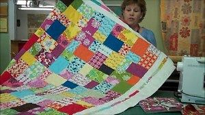 Double Slice Layer Cake Quilt Pattern Free : Pinterest   The world s catalog of ideas