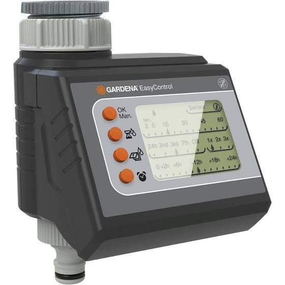 Gardena Easy Control Water Timer Manual