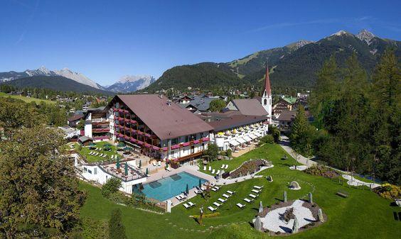 Hotel Klosterbräu Seefeld in Tirol - 5 Sterne Wellnesshotel in Seefeld