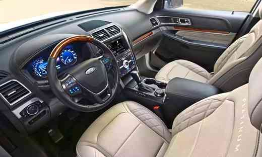 2020 Ford Explorer Sport With Images Ford Explorer Ford