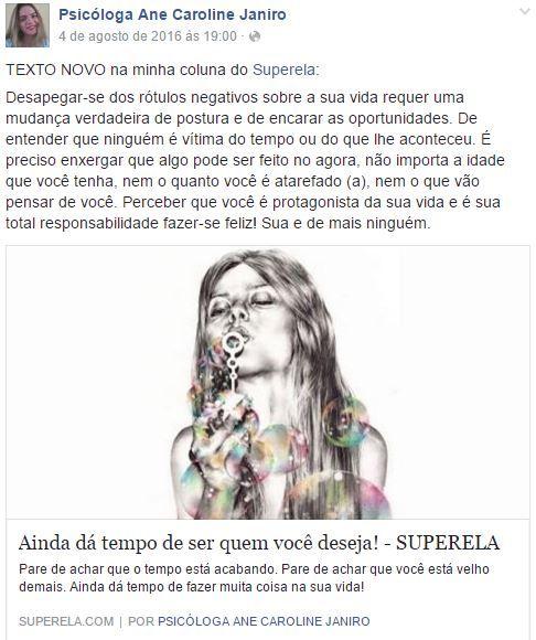 Em: http://superela.com/2016/08/04/ainda-da-tempo-de-ser-quem-voce-deseja/