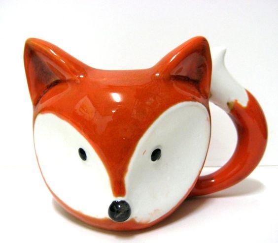 $29.00 Fox mug
