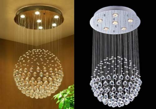 Top 10 Best Led Chandeliers To Buy In 2019 With Pictures Ceiling Lights Led Ceiling Light Fixtures Led Chandelier