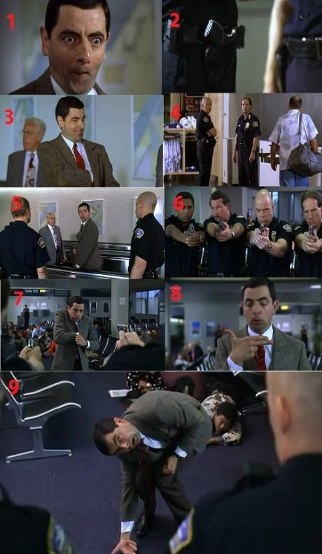 Mr bean Funny Pinned From Junglegag - Click for more!