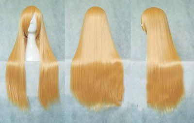 Womens Fashion New Long Straight Full Hair Wigs Cosplay Costume Party 9 Colors | eBay