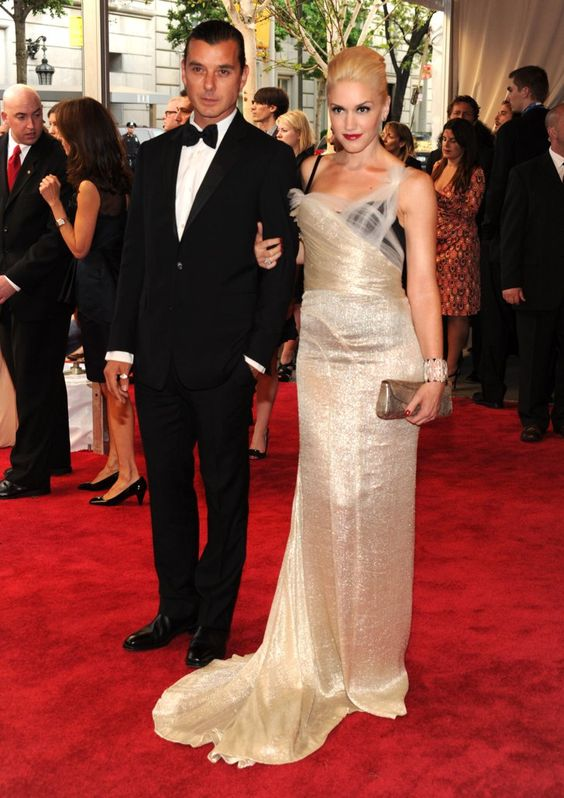 Pin for Later: 75 Moments Inoubliables du Met Gala Gavin Rossdale et Gwen Stefani — 2010