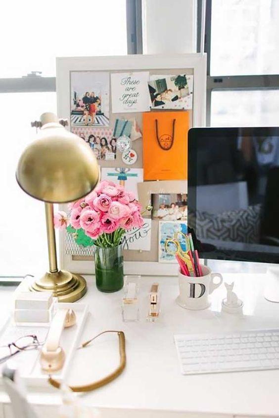 Dez referências e inspirações de office décor: tudo que sonho para a decoração do(s) meu(s) futuro(s) escritório(s)