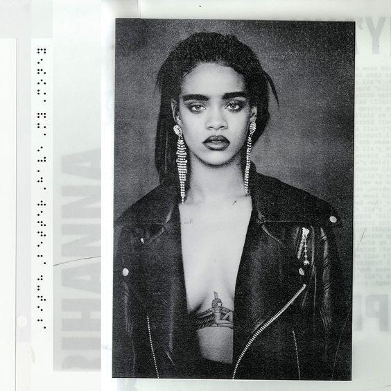 Rihanna – Bitch Better Have My Money (single cover art)