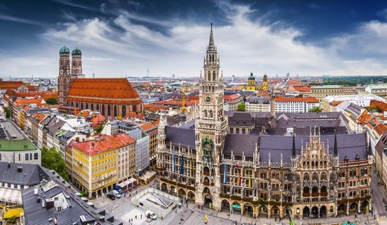 "München Liebt Dich"" And You Will Love It, Too – Travel To Munich"