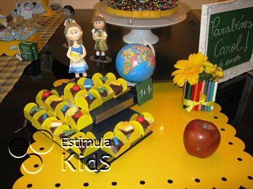 Estimula Kids: Aniversário no Tema Carrossel